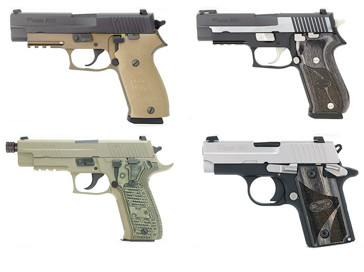 Sig Sauer Guns For Sale
